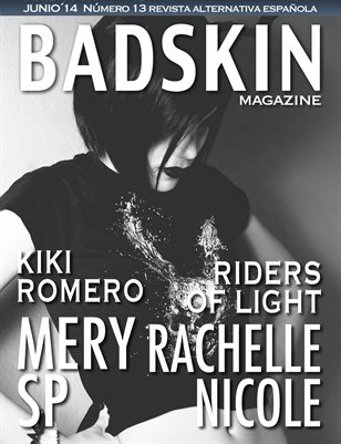 Bad Skin Magazine #JUN2014