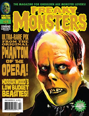 Freaky Monsters 15