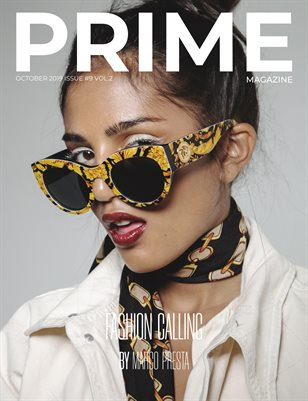 PRIME MAG October Issue #9 VOL.2