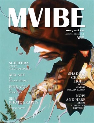 MVIBEmagazine Apr 2021 issue 16.2 Art