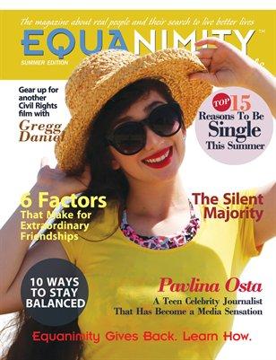 Equanimity Summer 2015