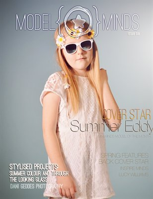 Model Minds Issue Six - Cover 1