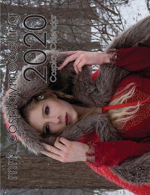 mm_cosplaymodelling 2020 Calendar