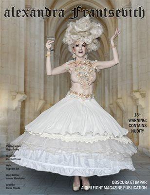 Alexandra Frantsevich | obscura et impar Magazine