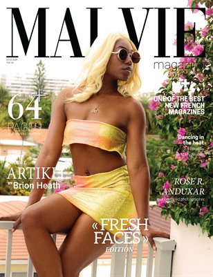 MALVIE Mag - Fresh Faces Vol. 16 JULY 2020