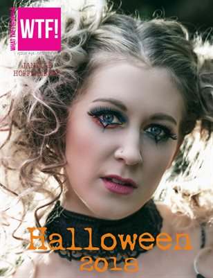WTF! Halloween Issue #58