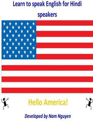 Learn to Speak English for Hindi Speakers