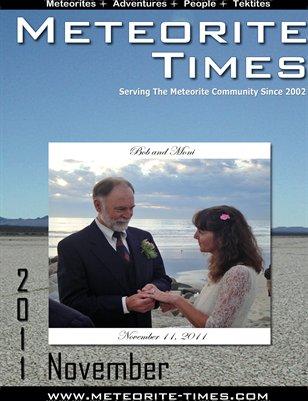 Meteorite Times Magazine - November 2011