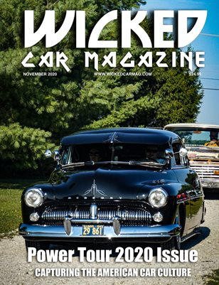 WICKED CAR MAGAZINE 1949 MERCURY NOVEMBER 2020