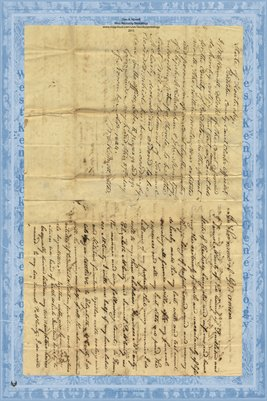 1824 Last Will of Samuel McCarty, Pendleton County, Kentucky