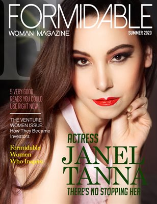 Formidable Woman Magazine Jun/Jul 2020