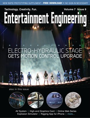 Electro-hydraulic Stage