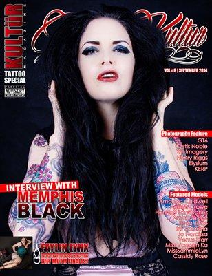 Kultur Magazine TATTOO Special - TATTOO Kultur VOL 8.2