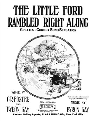 The Little Ford Rambled Right Along (1915)