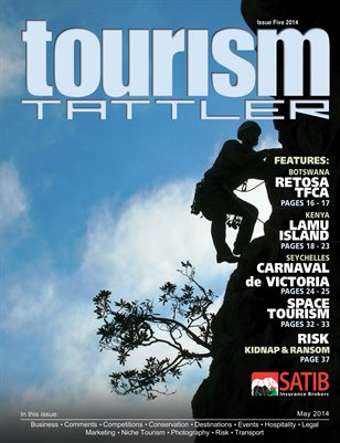 Tourism Tattler May 2014