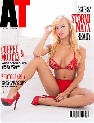 Alwayz Therro - Stormi Maya - September 2017 - Issue 87