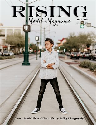 Rising Model Magazine Issue #131