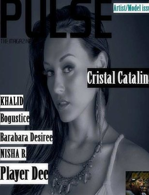 PulseTheMagazine (artist/models) issue October 2014