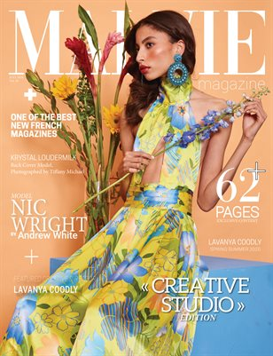 MALVIE Mag - Creative Studio Vol. 30 JULY 2020