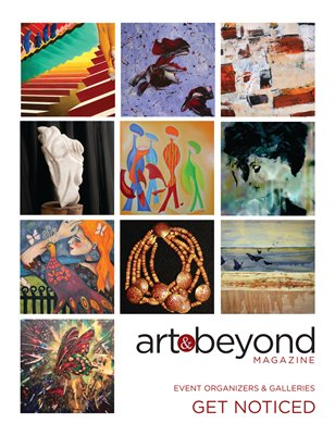 Art & Beyond Media Kit for Galleries