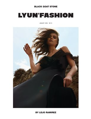 LYUN ISSUE No.13 (VOL No.3) C1