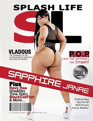 Splash Life Magazine Issue 1
