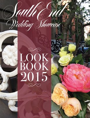 South End Wedding Showcase Look Book 2015
