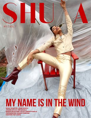SHUBA MAGAZINE #11 VOL. 7
