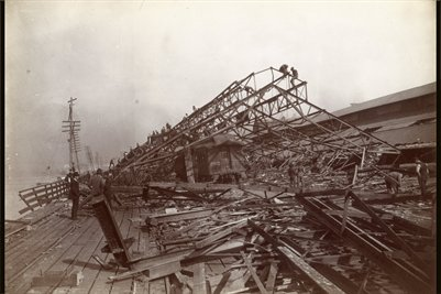 No.16 1890 Tornado hits Louisville, Kentucky