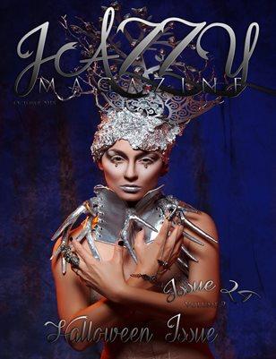 Jazzy Halloween Issue 24 - Vol 2