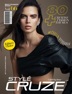 SEPTEMBER 2020 Issue (Vol: 66) | STYLÉCRUZE Magazine
