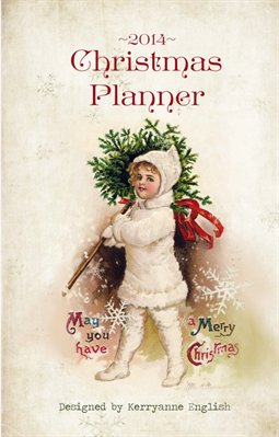 2014 Christmas Planner