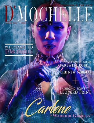 D'Mochelle Fashion Magazine - Spring 2020