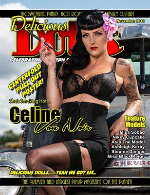 November 2019 Celine Von Noir
