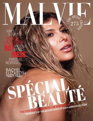MALVIE Magazine The Artist Edition Vol 275 August 2021