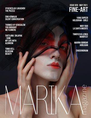 MARIKA MAGAZINE FINE-ART (ISSUE 928 - MAY)