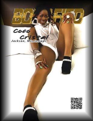 Bonafied Magazine Coco Cristal June 2014 Issue Republished April 2020