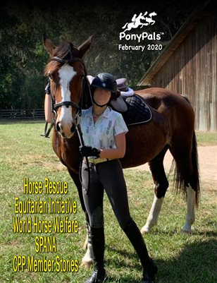 February 2020 Pony Pals Magazine
