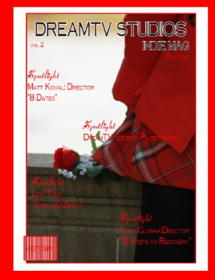 DreamTV Studios Indie MAG Love Issue
