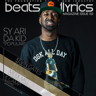 Beats And Lyrics Magazine Issue 52