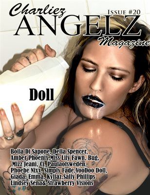 Charliez Angelz Issue #20 - Doll