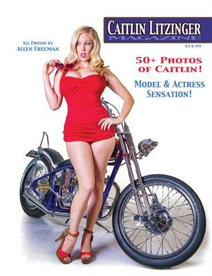 Caitlin Litzinger Magazine #1