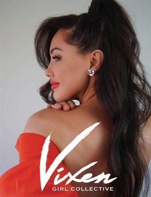 Vixen Girl Collective Magazine Feb 2021 Valentines Issue vol 3