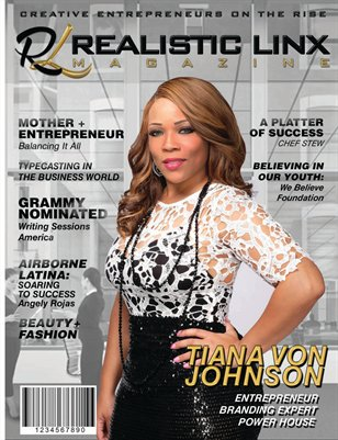 Realistic Linx Magazine Issue#1