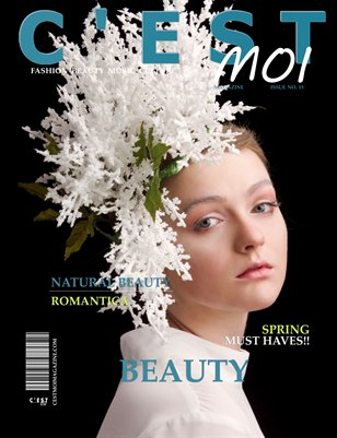 C'est Moi Magazine Issue Fifteen