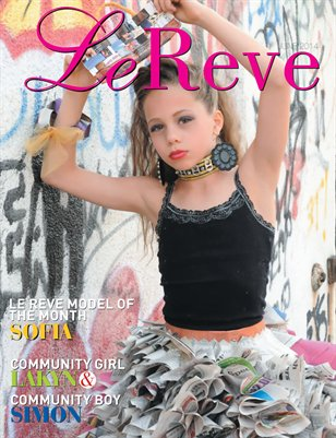 LeReve June'14 Issue