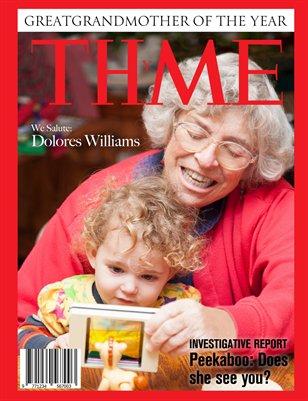Grandma Dolores 2013