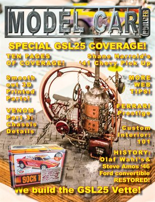 Model Car Builder No. 20