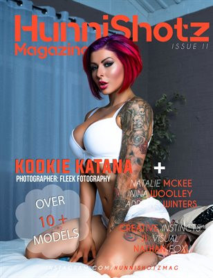HunniShotz Magazine Issue 11 Kookie