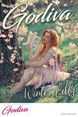 Godiva No.4 -  Winter Kelly Cover Poster